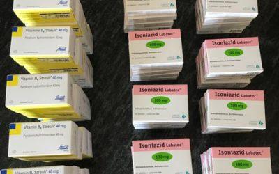 Medikamente für die Bekämpfung der Tuberkulose